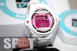 Casio Baby-G 200 Meter Water Resis Ladies Watch BG-169R-7D BG169R 7D