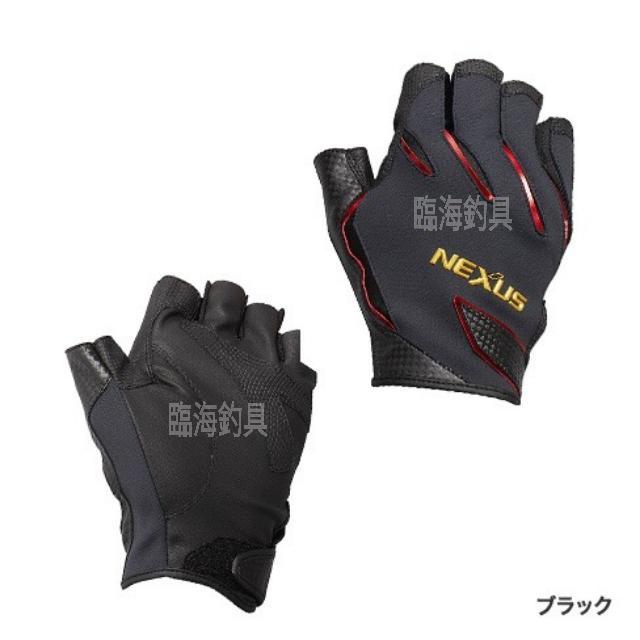 SHIMANO NEXUS GL-182R 釣魚手套 手套 磯釣手套/LINE直接搜尋:臨海釣具 加好友 可享優惠