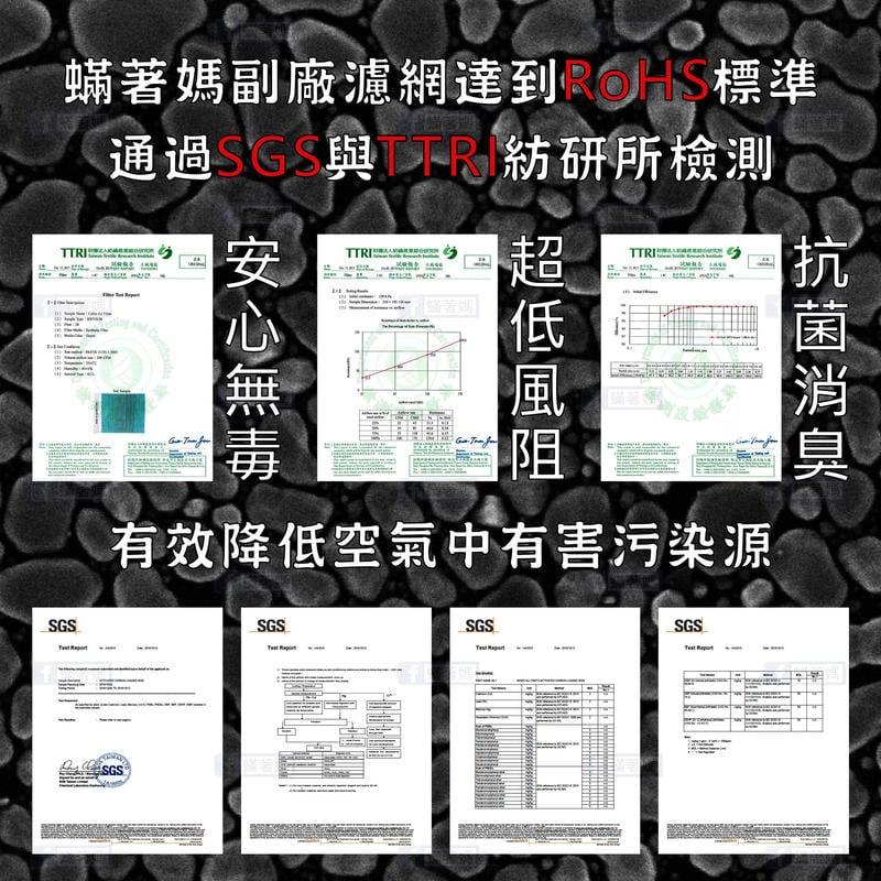 現貨 蹣著媽 活性碳+濾紙組合包 副廠 大金 空氣清淨機 濾網 MC75 MC80 活性碳濾網 光觸媒 濾紙