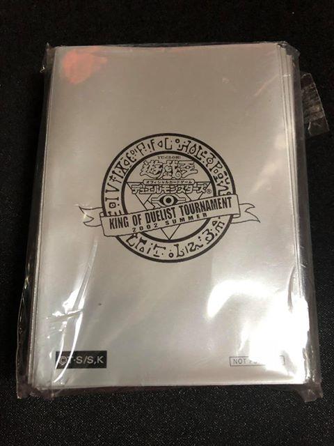 【Pandashop】遊戲王 2002 夏季賽 地球套 卡套 (全新未開封)