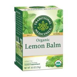 [Traditional Medicinals] 有機香蜂草茶 不含咖啡因 16 包