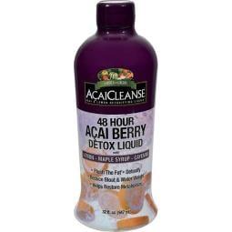 [Garden Greens] AcaiCleanse 48 小時巴西莓排毒液 32 fl oz