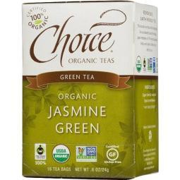 [Choice Organics] 有機茉莉綠茶 16 茶包