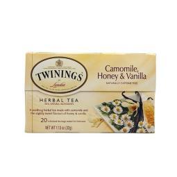 [Twinings] 甘菊蜂蜜香草花草茶 20 茶包