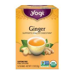 [Yogi] 瑜珈薑茶 不含咖啡因 16 茶包