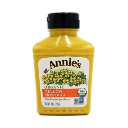 [Annie's] 有機黃芥末 9 oz
