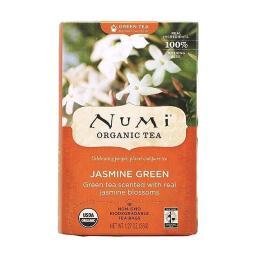 [Numi Tea] 有機茉莉綠茶 18 茶包