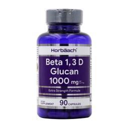 [Horbaach] Beta 1 3 D 葡聚醣 1000 mg 90 粒