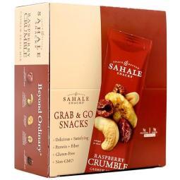 [Sahale Snacks] 水果 + 堅果混合腰果覆盆子碎 9 袋