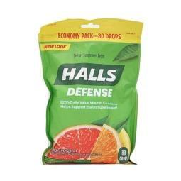 [Halls] 免疫力強化 維他命 C 滴劑 柑橘 80 滴