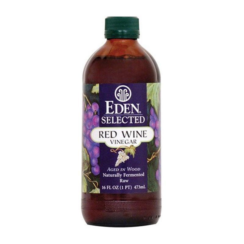 [Eden Foods] 紅酒醋 16 OZ