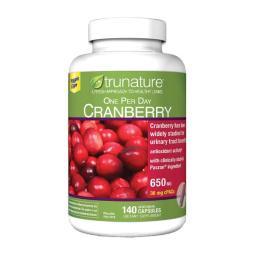 [Trunature] 蔓越莓 140 粒素食膠囊