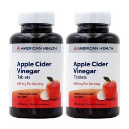 美國/健康/2/SET/-/蘋果/蘋果/蘋果/醋/片/480/mg/200/片