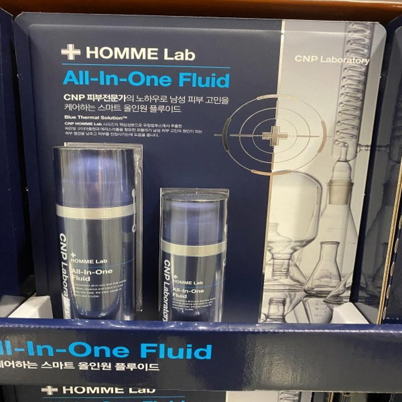 [CNP] Costco CHANP PARK 男士 All-in-one Fluid 110ml+50m