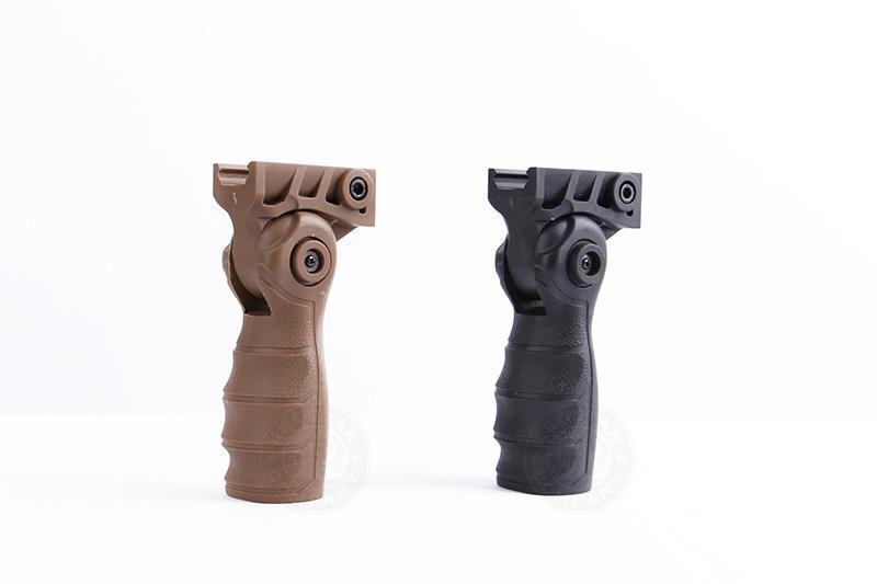武SHOW 5段式 折疊 握把 (BB槍玩具槍瓦斯槍空氣槍模型槍電動槍步槍長槍CO2槍衝鋒槍狙擊槍卡賓槍 M4 416