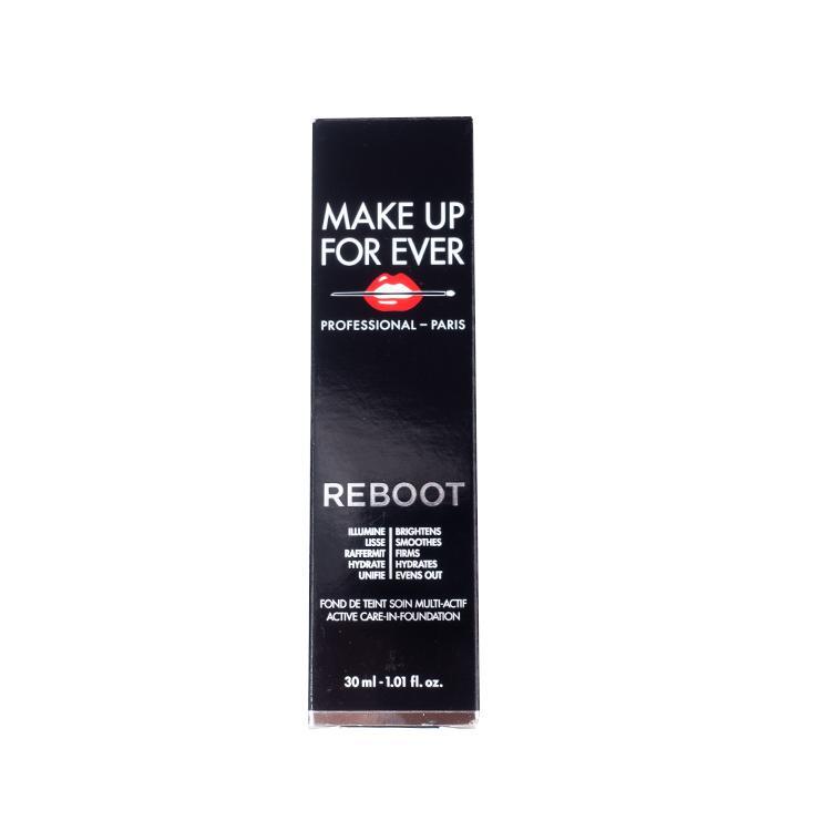 玫珂菲Make up forever/muf熬夜養膚粉底液Reboot y218/r208