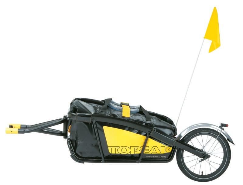 公司貨 Topeak Journey Trailer and Drybag快扣型旅行拖車