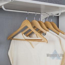 北歐風 質感實木衣架 多功能衣架 居家點綴