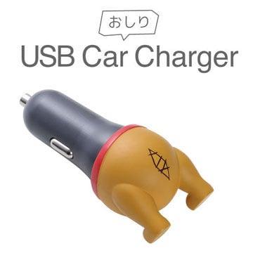 【PChome 24h購物】 日貨迪士尼USB車用充電器 維尼 DCADHT-A9007WMKB