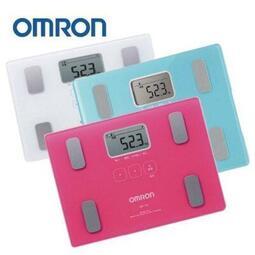 【誠意樂活】OMRON歐姆龍HBF212體脂計OMRON體組成計HBF-212 白/藍/桃紅 (公司貨)