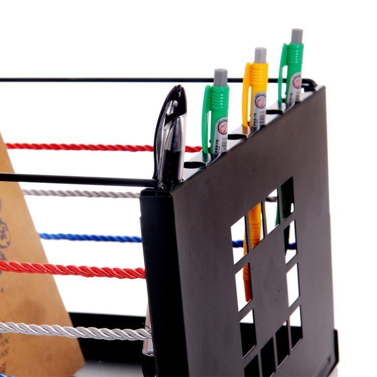 創意書立架學生書本書箱盒子折疊鐵架檔夾教室課本收納箱書擋靠 @可開發票