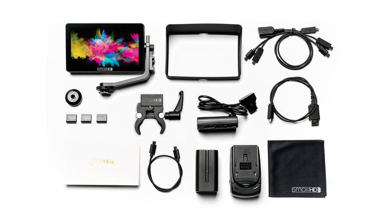 【環球影視】SmallHD FOCUS OLED HDMI Gimbal Kit