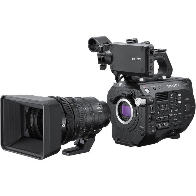 【環球影視】SONY PXW-FS7M2K 業務用 4K 含SELP18110G鏡頭