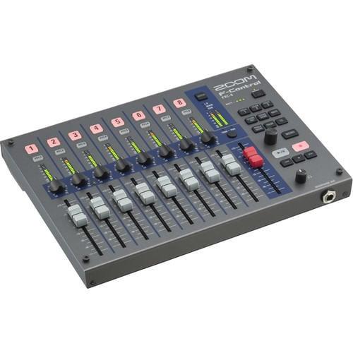 【環球影視】ZOOM FRC-8 F-Control 混音控制器 公司貨 錄音機 F4 F8 介面 立體聲 收音 錄音