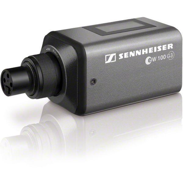 【環球影視】Sennheise SKP 300 G3 直插式無線發射器 48V 幻像電源 手雷 XLR