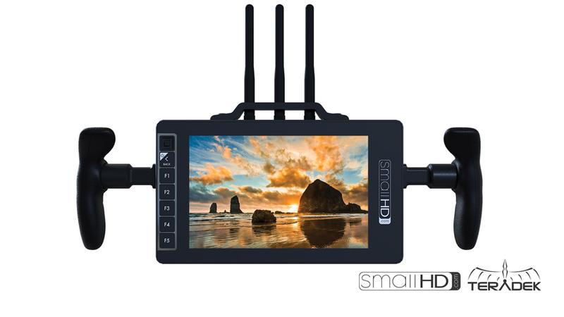 【環球影視】SmallHD 703 Bolt Wireless Monitor