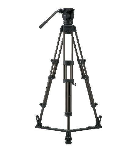 【環球影視】Libec LX7 M 含貼地式止滑板 三腳架雲台套組