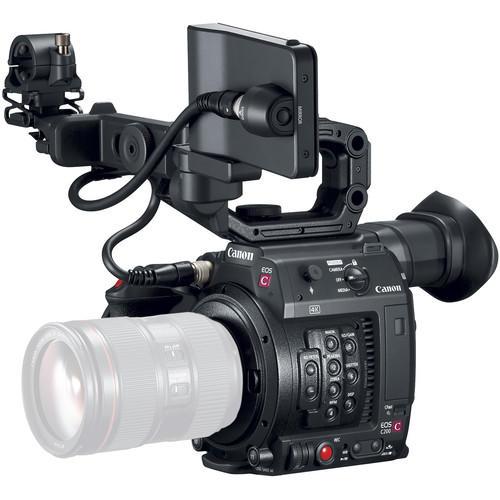【環球影視】CANON EOS C200 4K UHD 專業電影攝影機