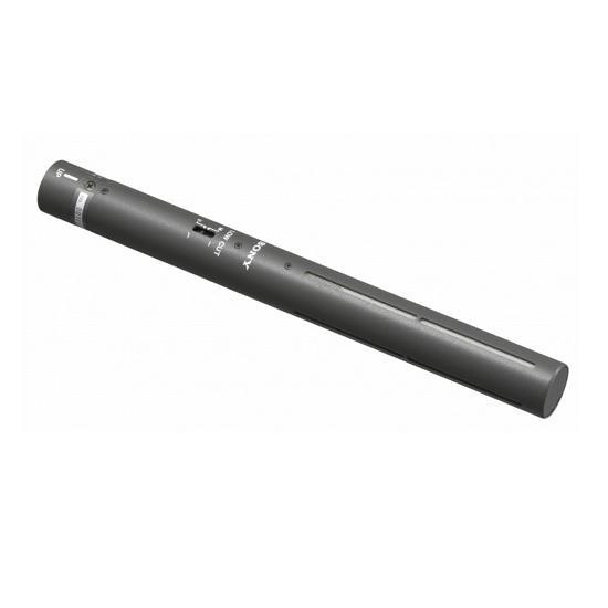 【環球影視】SONY ECM-678 專業槍型麥克風 電容式 指向性