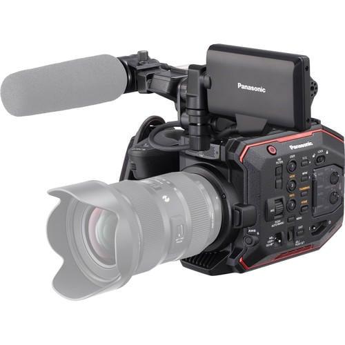 【環球影視】Panasonic AU-EVA1 4K專業攝影機