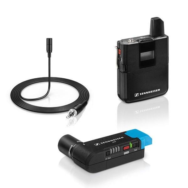【環球影視】Sennheiser AVX ME2-set 隨身數位無線收音系統 麥克風 收音 錄影 無線 mic
