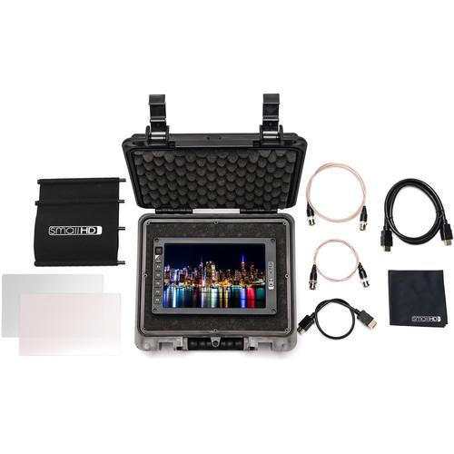 【環球影視】SmallHD 7.7吋 OLED MON-702-OLED Kit 監視器 HDMI SDI 監看螢幕
