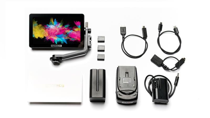 【環球影視】SmallHD FOCUS OLED HDMI LPE6 Kit