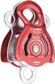 CAMP 2160 JANUS 效能雙滑輪 AP05