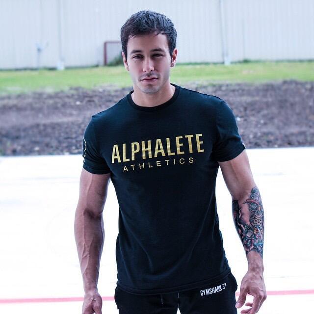 肌肉隊長運動緊身衣BF短袖t桖男兄弟跑步健身吸汗透氣薄款訓練服夏