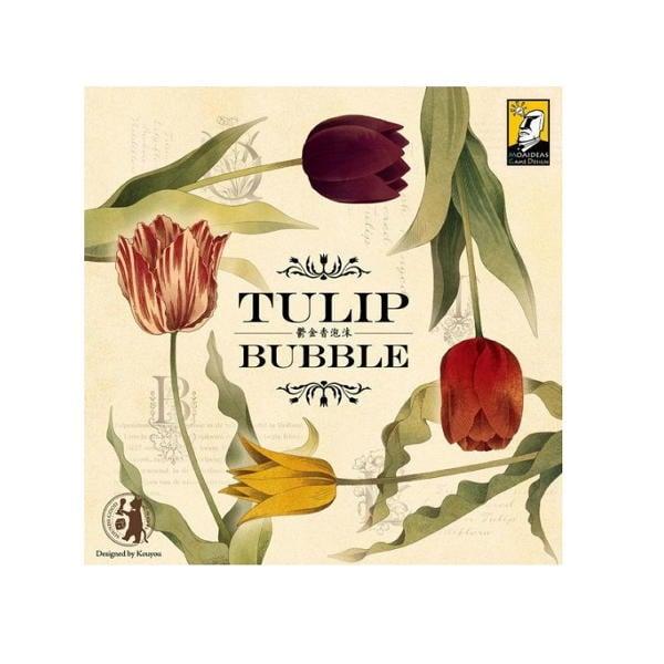 【秘境桌遊】Tulip Bubble 鬱金香泡沫 繁體中文版 正版 原價1200