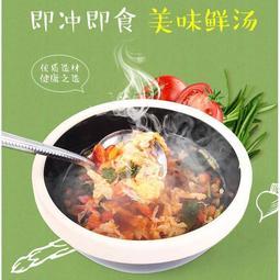 蘇伯湯速食湯速溶蛋花芙蓉鮮蔬湯菠菜紫菜西紅柿蔬菜湯料包6g20袋
