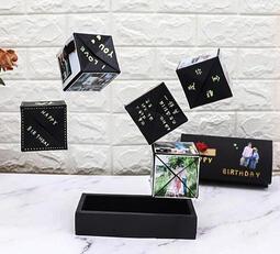 彈跳盒子 驚喜盒 禮物盒 生日禮物 紀念禮物 情人禮物