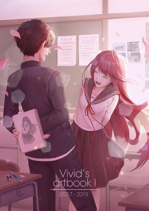 Vivid's Artbook I