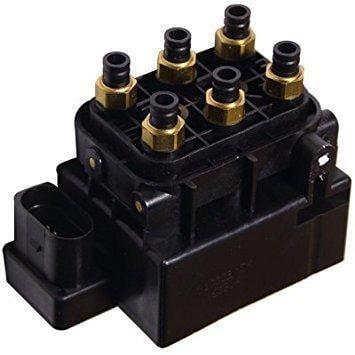 【高賓保時捷零件倉庫】PORSCHE 957 958 氣壓式避震器分配閥 (詢價)