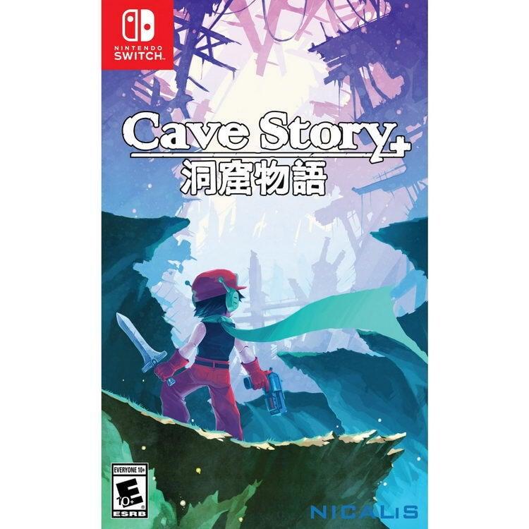 【新品上市】NS任天堂 游戲 Nintendo Switch 洞窟物語+ Cave Story + 英文