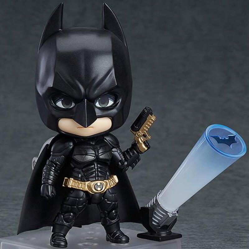 【新品上市】GSC蝙蝠俠黑暗騎士歸來469Q版粘土人DC漫畫英雄可動公仔手辦模型