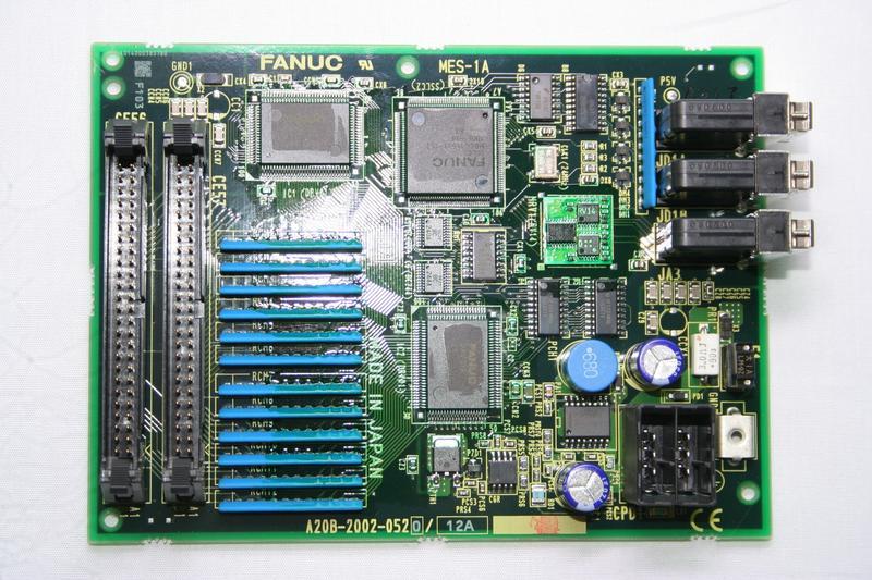 JAPAN FANUC 日本 發那科 A20B-2002-0520 I/O模塊 A03B-0815-K202 替代