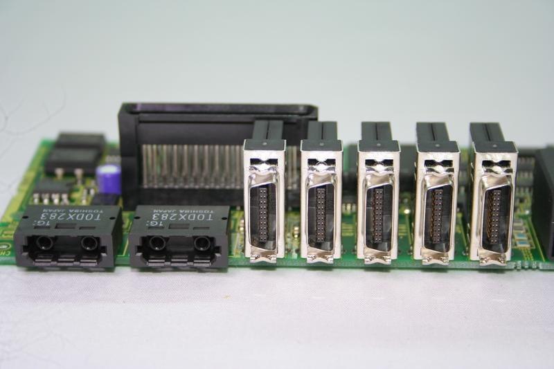 FANUC A20B-2100-0541 2100-0251 伺服模組FSSB模塊 A06B-6096-H201~206