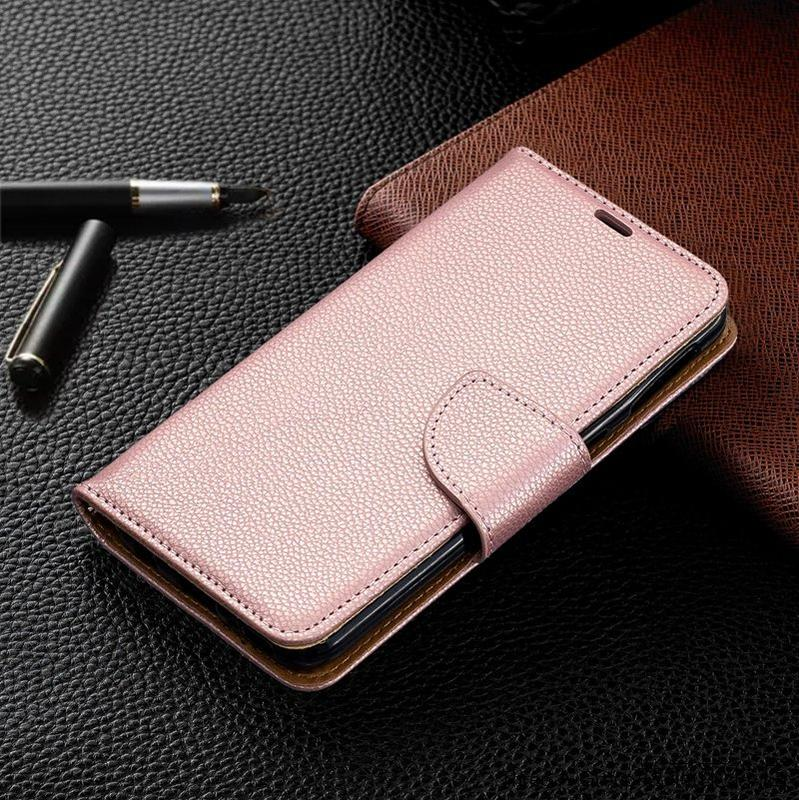 Samsung A20 保護套 掀蓋插卡皮套 矽膠軟殼SM-A205G手機全包鏡頭保護套 配件 三星Galaxy A20