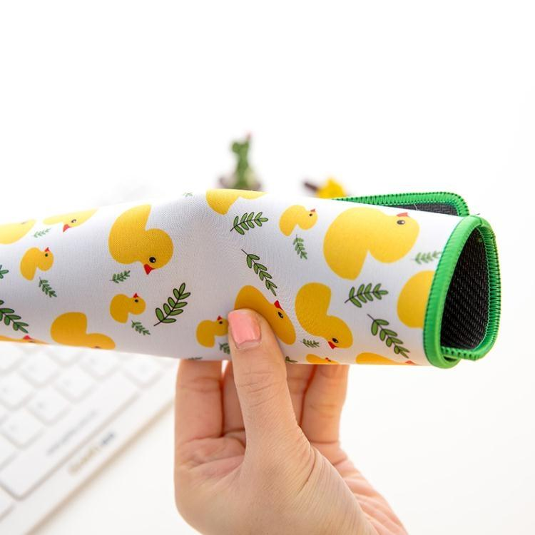 韓版游戲滑鼠墊可愛卡通桌墊小號滑鼠墊護腕個性時尚創意墊子  免運 可開發票 【易購生活館】